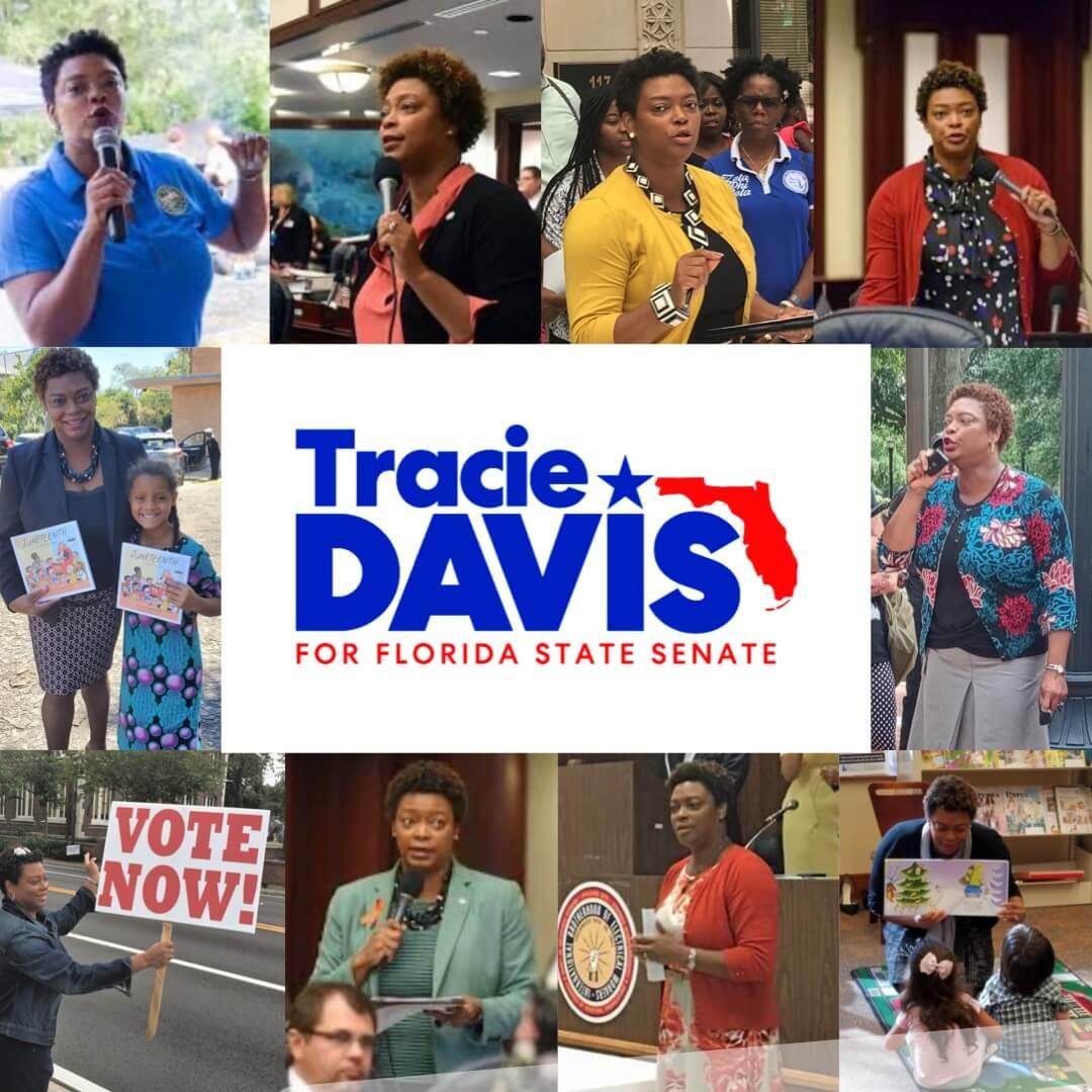 Tracie Davis for Florida State Senate